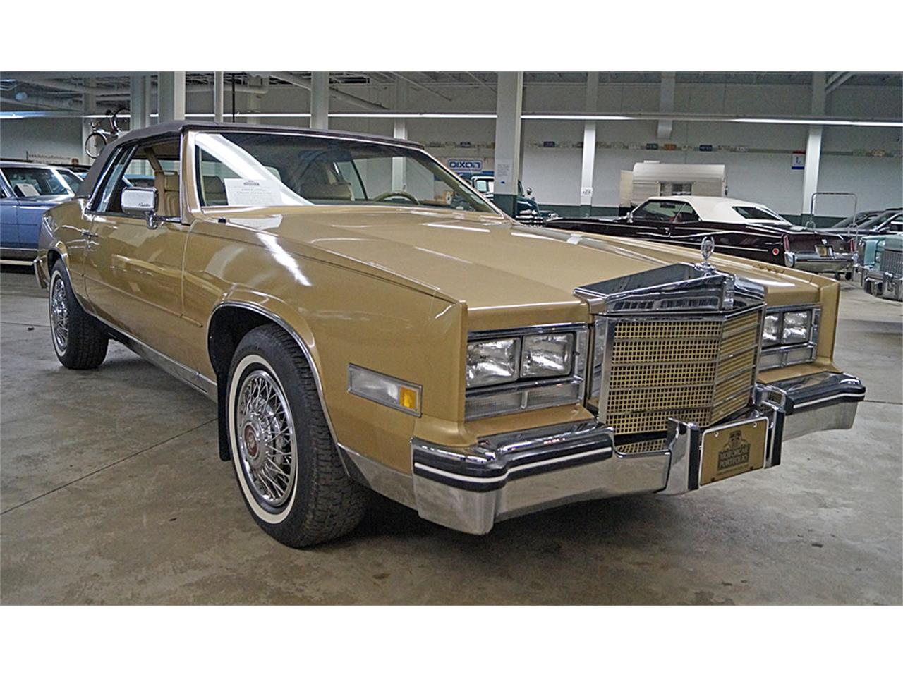 1985 cadillac eldorado for sale classiccars com cc 981335 1985 cadillac eldorado for sale