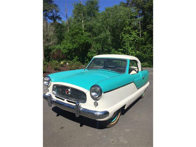 1958 Nash Metropolitan (CC-981672) for sale in Augusta, Georgia