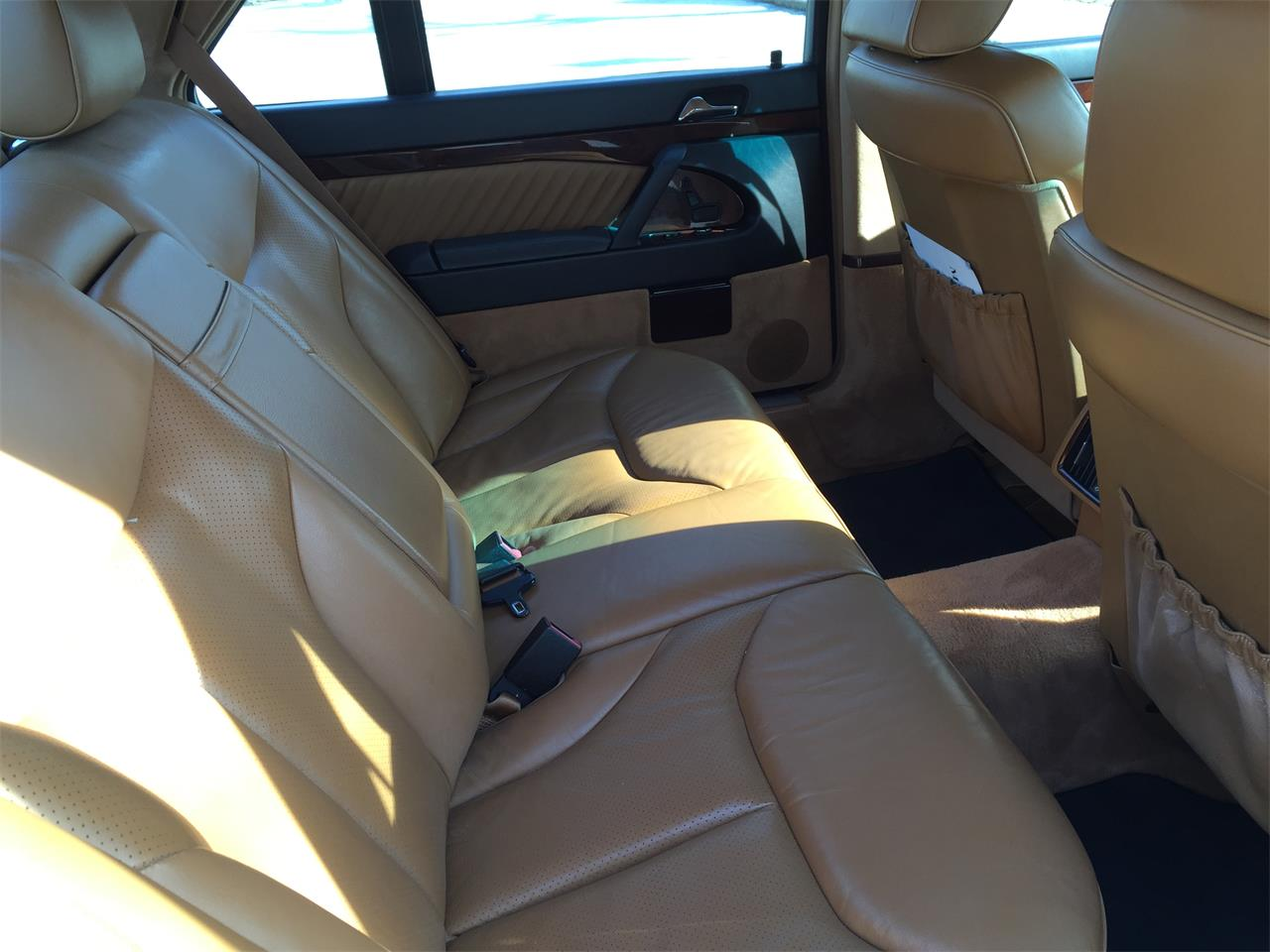 1993 Mercedes-Benz 600SEL (CC-981775) for sale in Garrison, New York