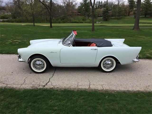 1962 Sunbeam Alpine Series II (CC-982172) for sale in St Louis, Missouri