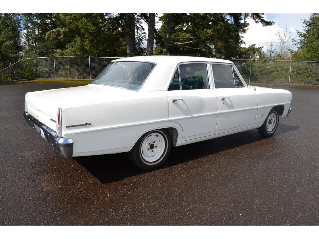 1966 Chevrolet Nova 4 Door For Sale Classiccars Com Cc 982669