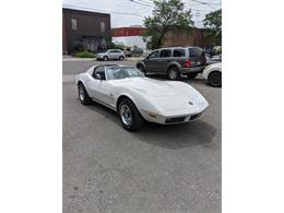 1973 Chevrolet Corvette (CC-982681) for sale in Montreal, Quebec