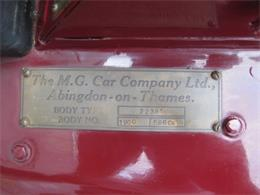 1950 MG TD (CC-982696) for sale in houston, Texas
