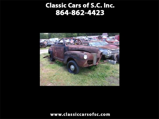 1941 Ford Convertible (CC-982806) for sale in Gray Court, South Carolina