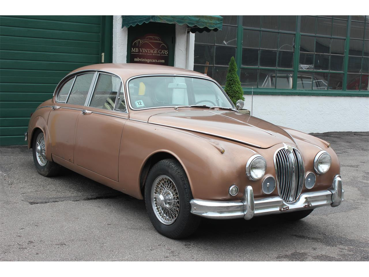 1963 Jaguar Mark II for Sale | ClassicCars.com | CC-983235