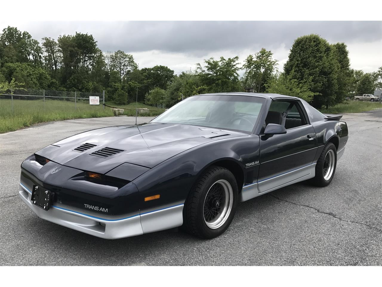 1986 pontiac firebird trans am for sale classiccars com cc 983270 1986 pontiac firebird trans am for sale