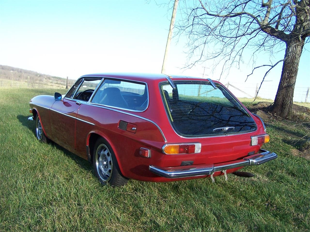 1973 Volvo 1800ES (CC-983655) for sale in lynchburg, Virginia