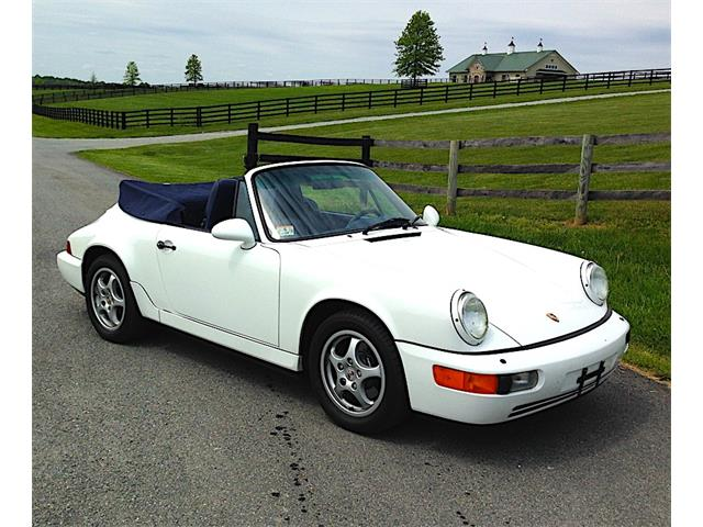 1992 Porsche 911 Carrera (CC-983705) for sale in Quarryville, Pennsylvania