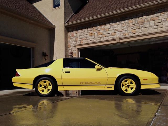 1986 Chevrolet Camaro IROC Z28 (CC-983714) for sale in Blacklick, Ohio