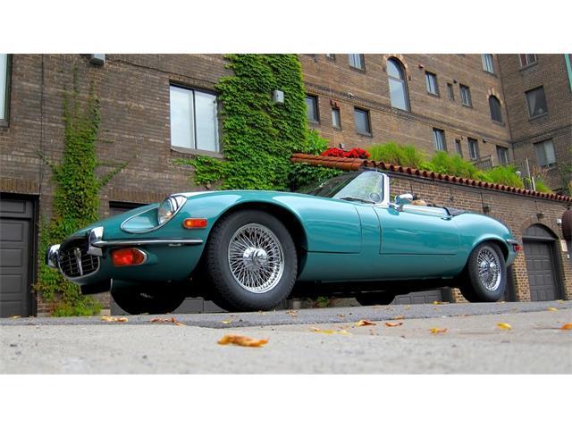 1974 Jaguar E-Type (CC-983733) for sale in Montreal, Quebec