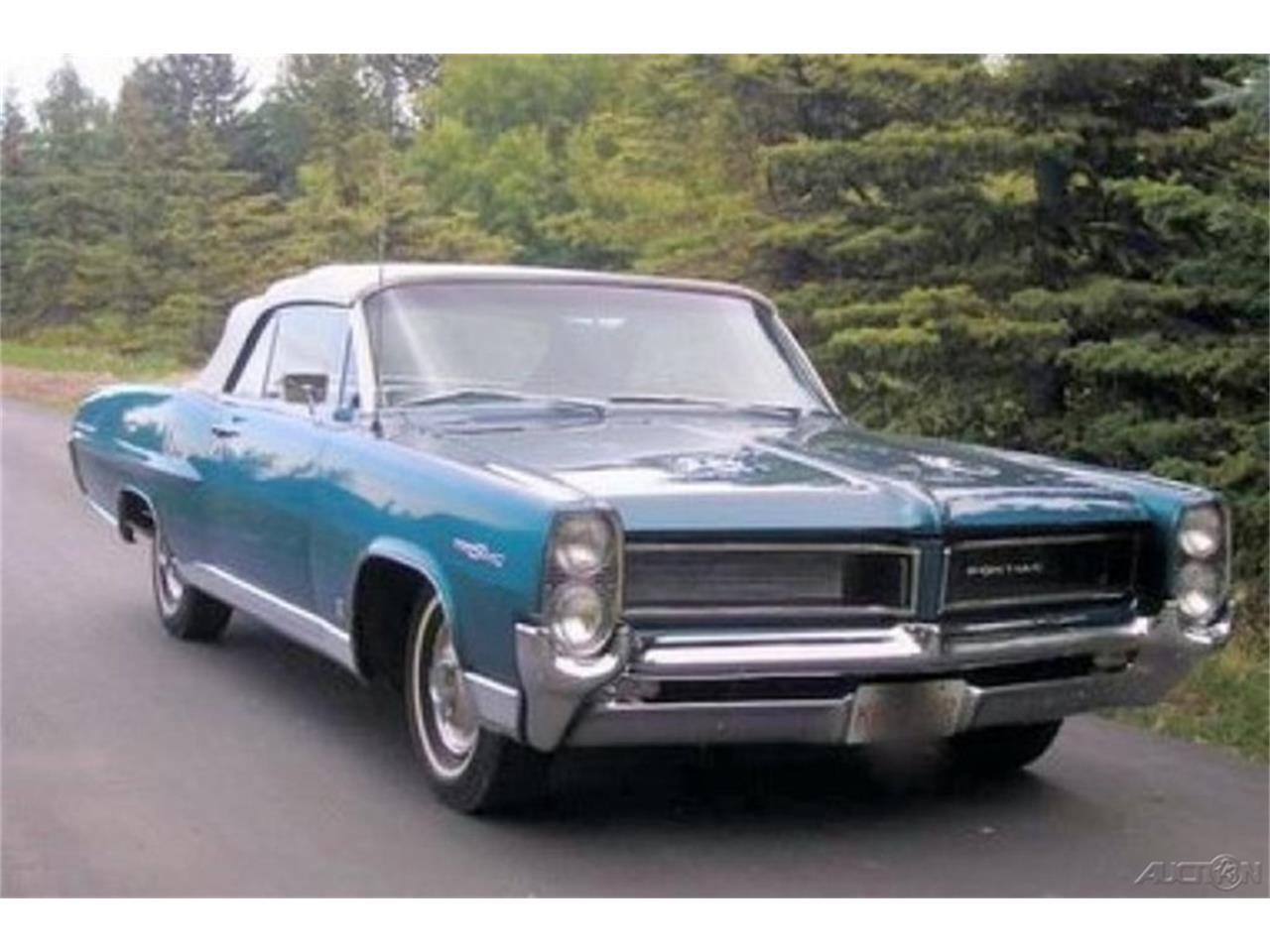 1964 Pontiac Parisienne For Sale Classiccars Com Cc 983798