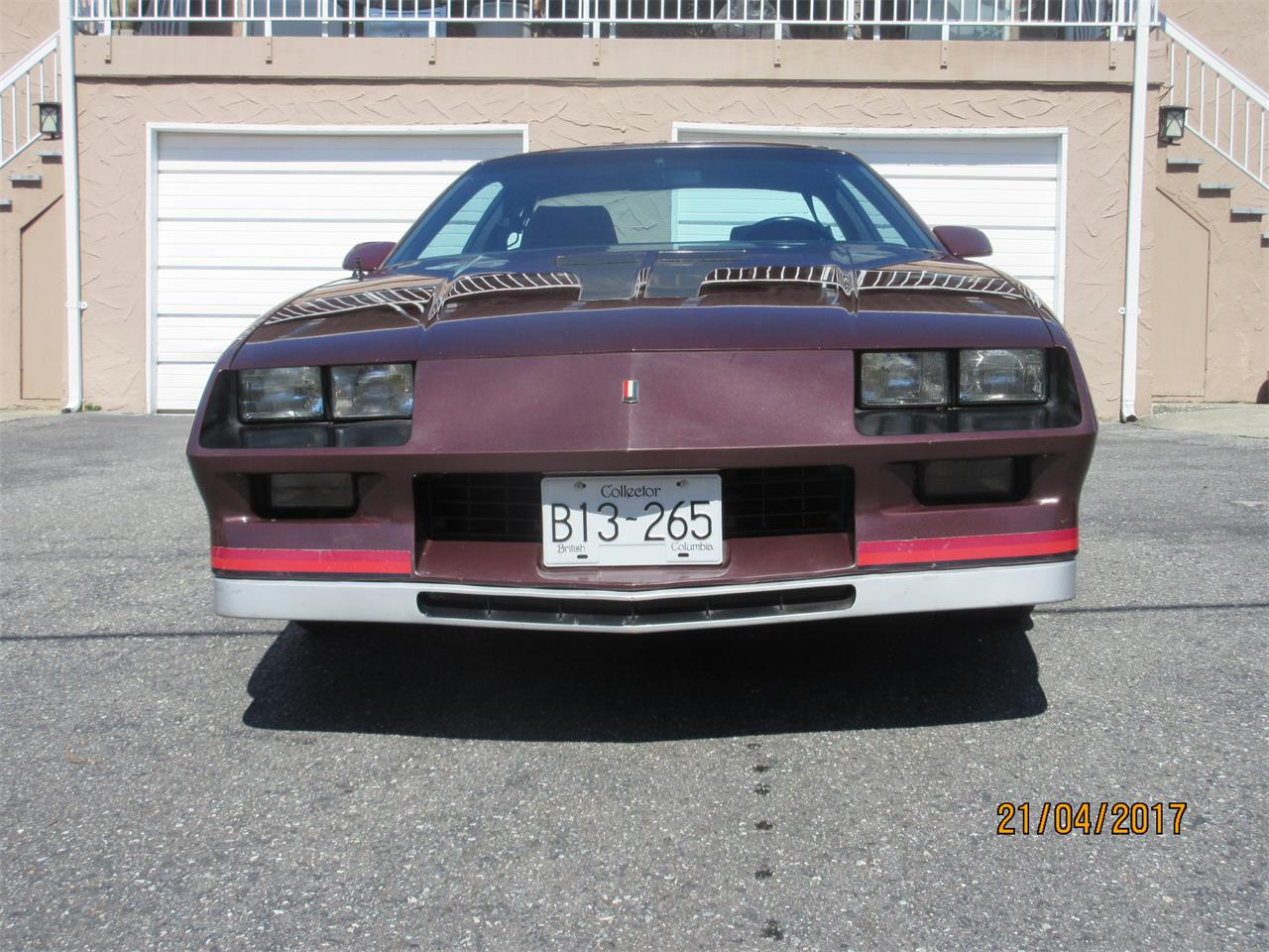 1982 Chevrolet Camaro Z28 (CC-984322) for sale in Burnaby, British Columbia