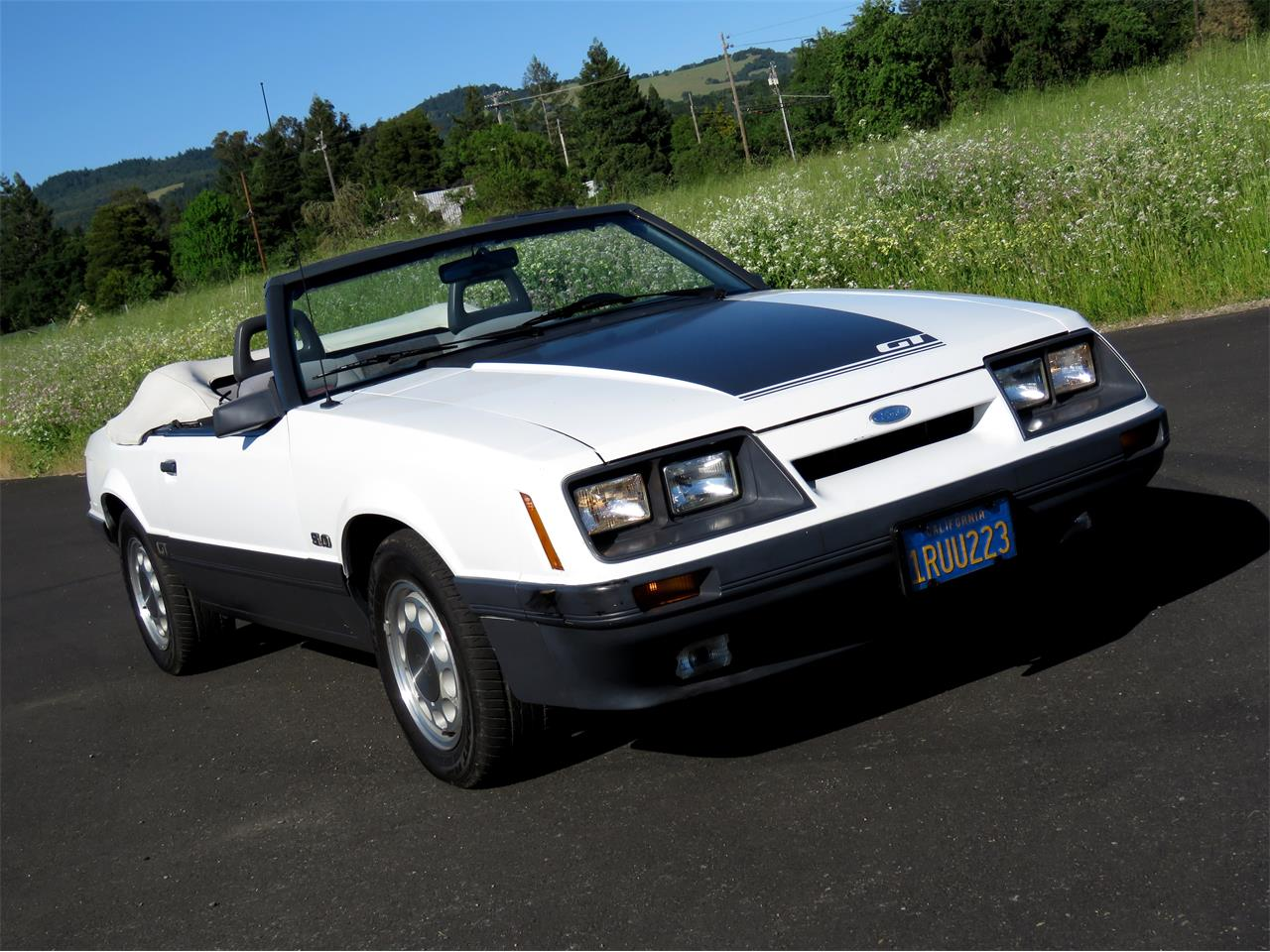 1986 Ford Mustang GT for Sale | ClassicCars.com | CC-980471