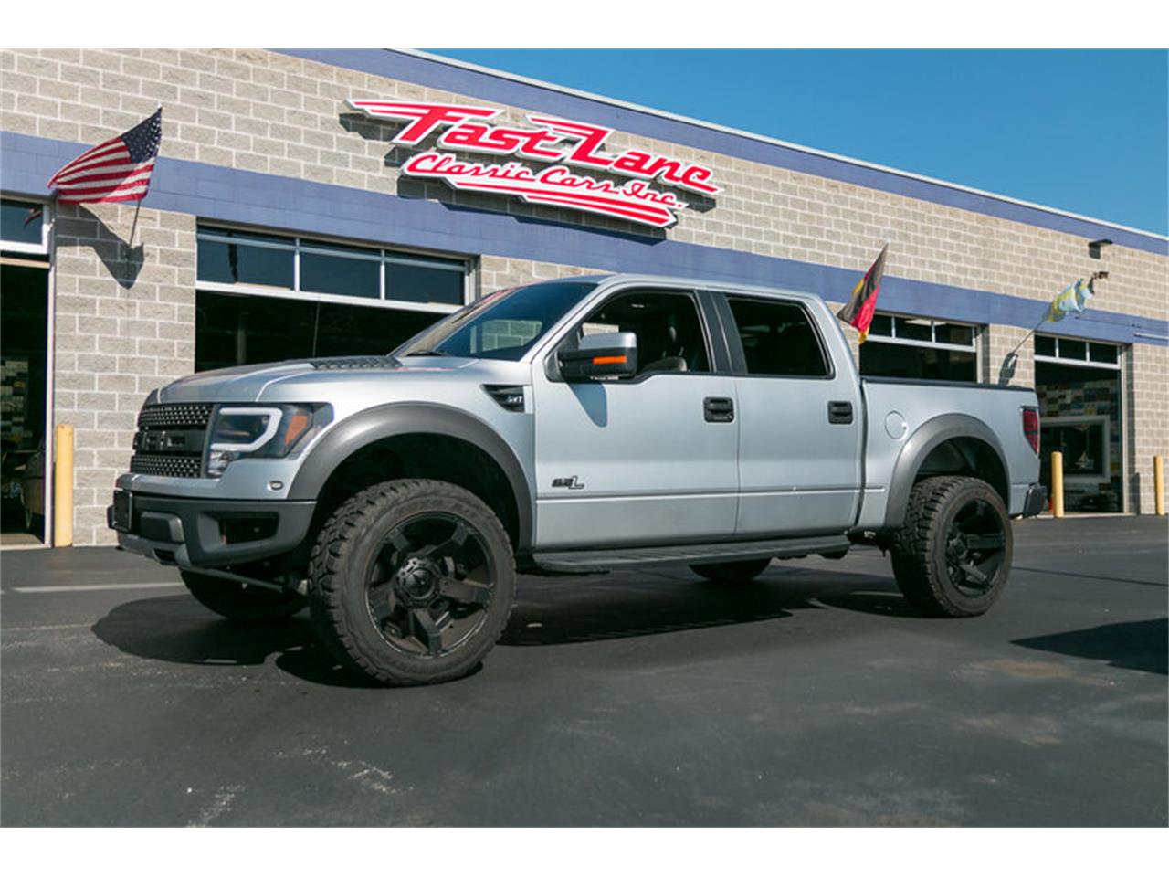 2012 Ford Raptor For Sale >> 2012 Ford Raptor For Sale Classiccars Com Cc 984784