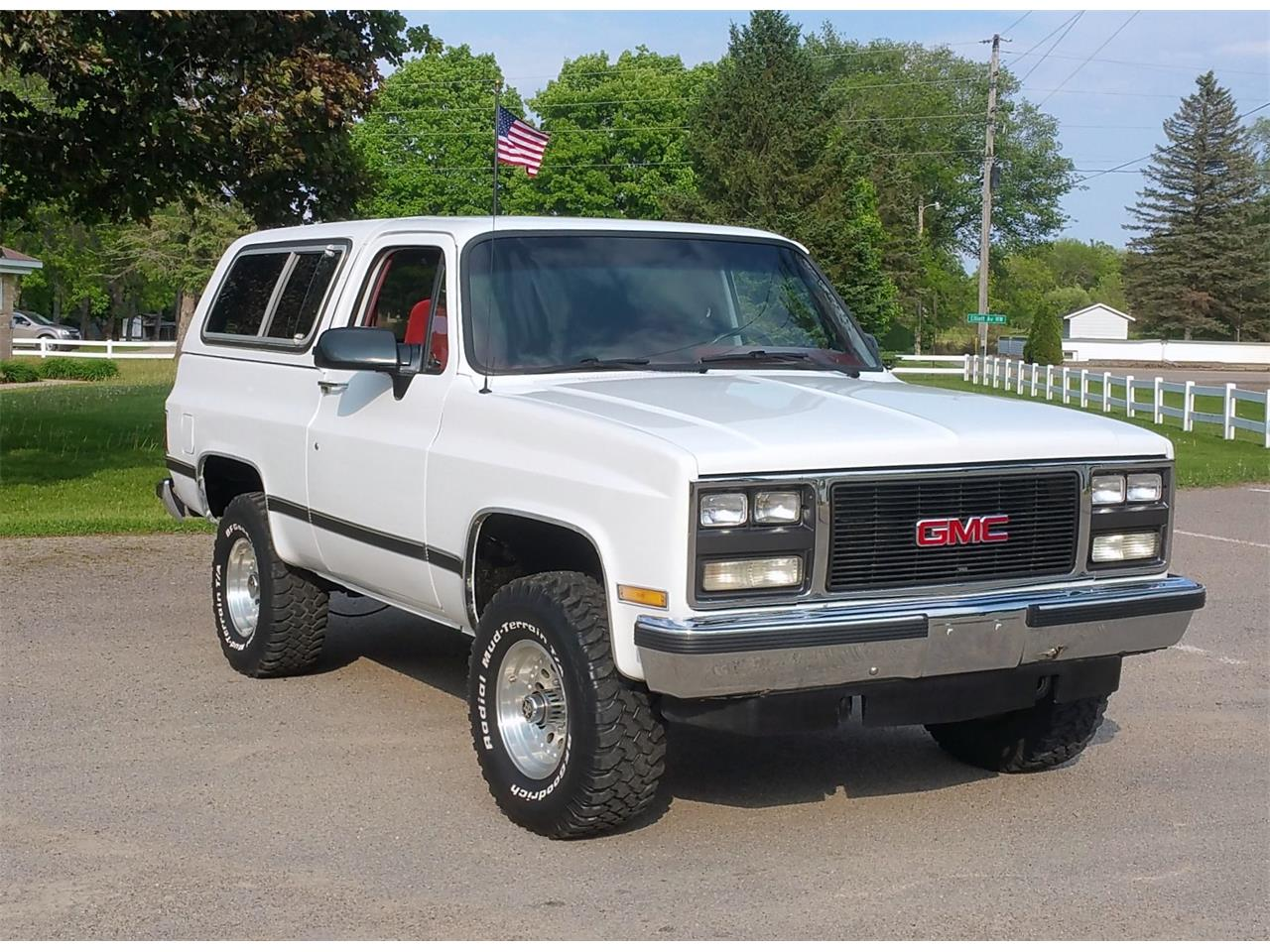 1990 Gmc Jimmy For Sale Classiccars Com Cc 984871