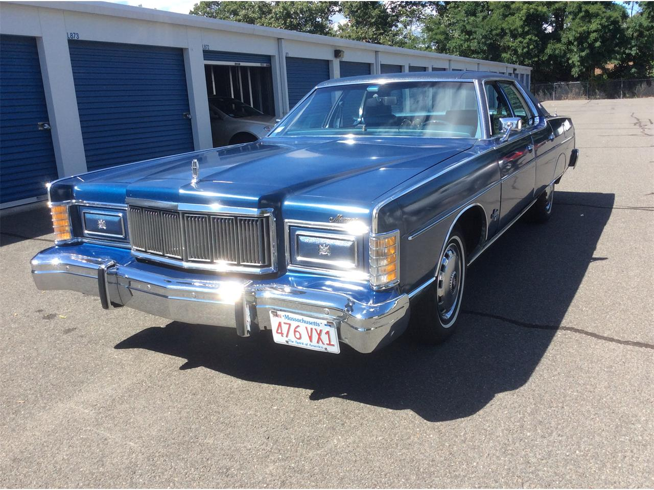 Grand Marquis For Sale >> 1975 Mercury Grand Marquis For Sale Classiccars Com Cc
