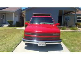 1995 Chevrolet Silverado (CC-985529) for sale in Long Beach, California