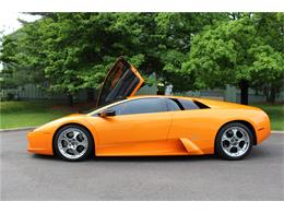 2002 Lamborghini Murcielago (CC-986170) for sale in Uncasville, Connecticut