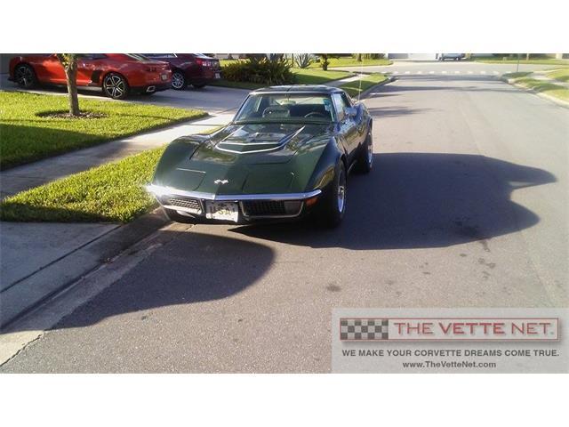 1970 Chevrolet Corvette (CC-986732) for sale in Sarasota, Florida
