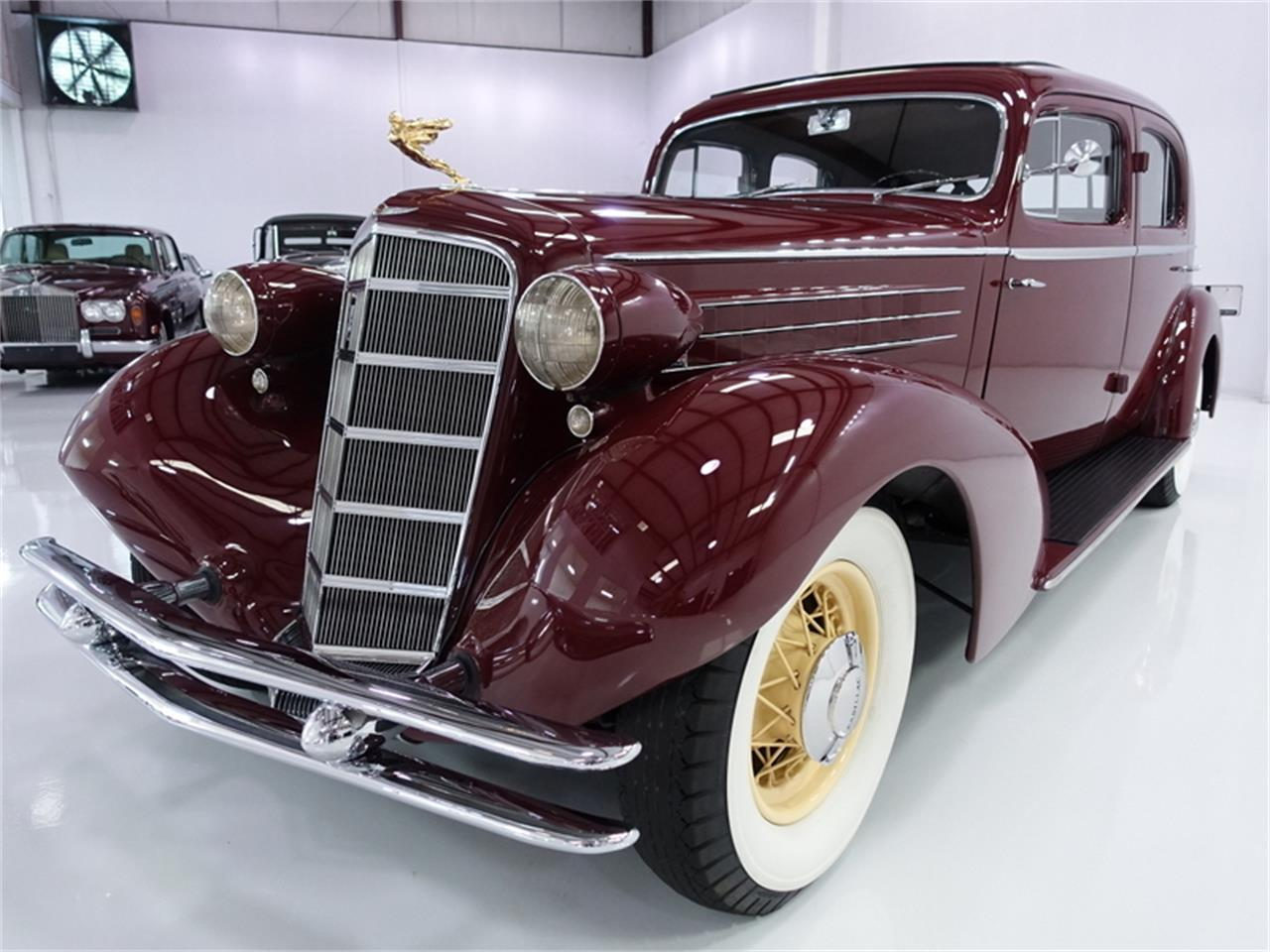 1934 Cadillac Town Sedan for Sale   ClassicCars.com   CC ...