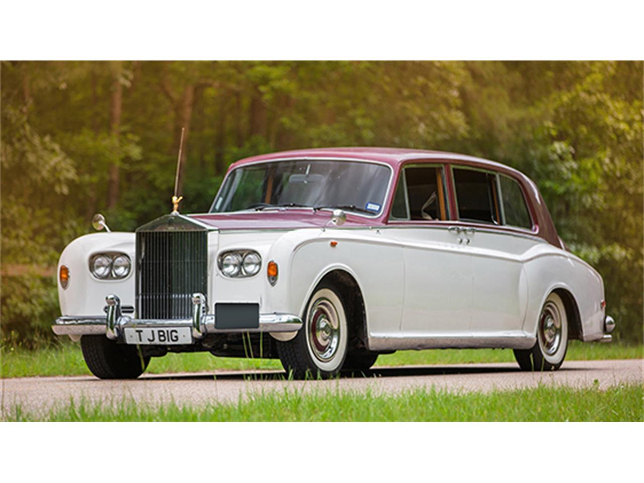 1971 Rolls Royce Phantom VI Limousine by Mulliner Park ...