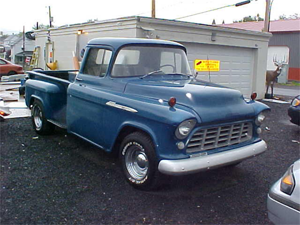 1955 Chevrolet Pickup For Sale Classiccars Com Cc 987377
