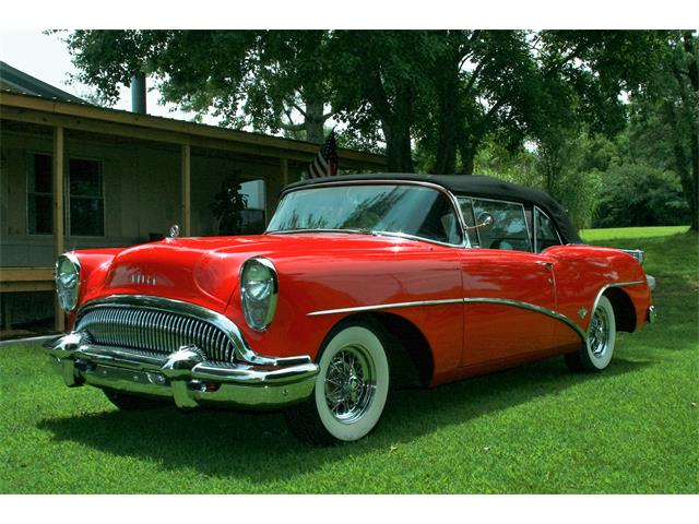 1954 Buick Skylark (CC-987439) for sale in Vinemont, Alabama