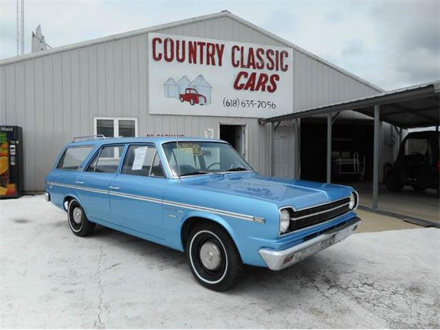 1969 Rambler 440 Wagon (CC-987528) for sale in Staunton, Illinois