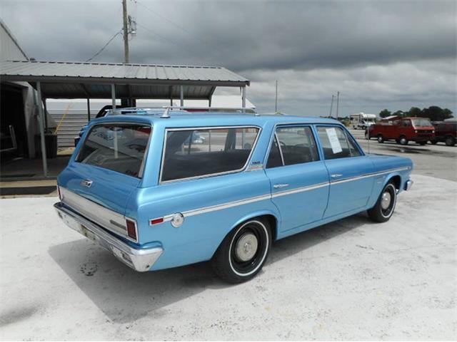 1969 Rambler 440 Wagon (CC-987528) for sale in Staunton, Illinois