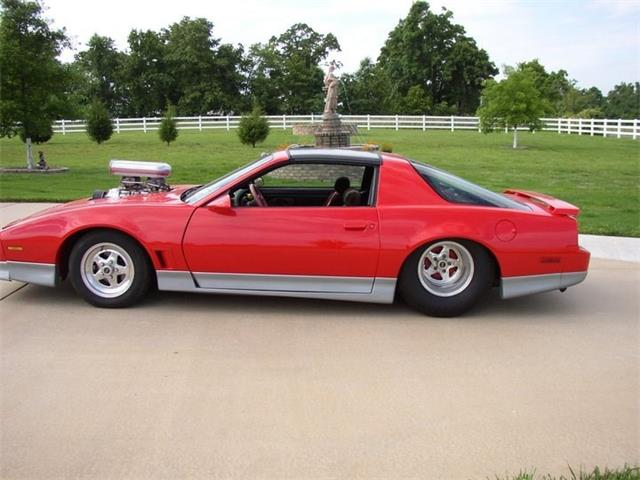 1987 Pontiac Firebird (CC-987775) for sale in Colcord, Oklahoma