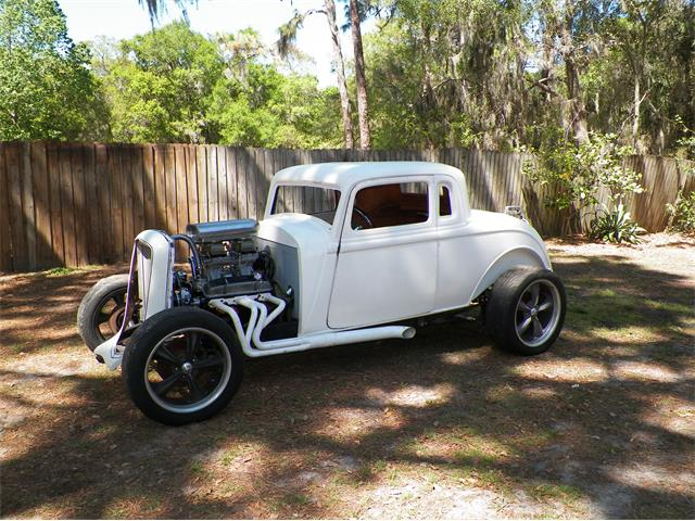 1933 Plymouth Coupe (CC-987834) for sale in Riverview, Florida