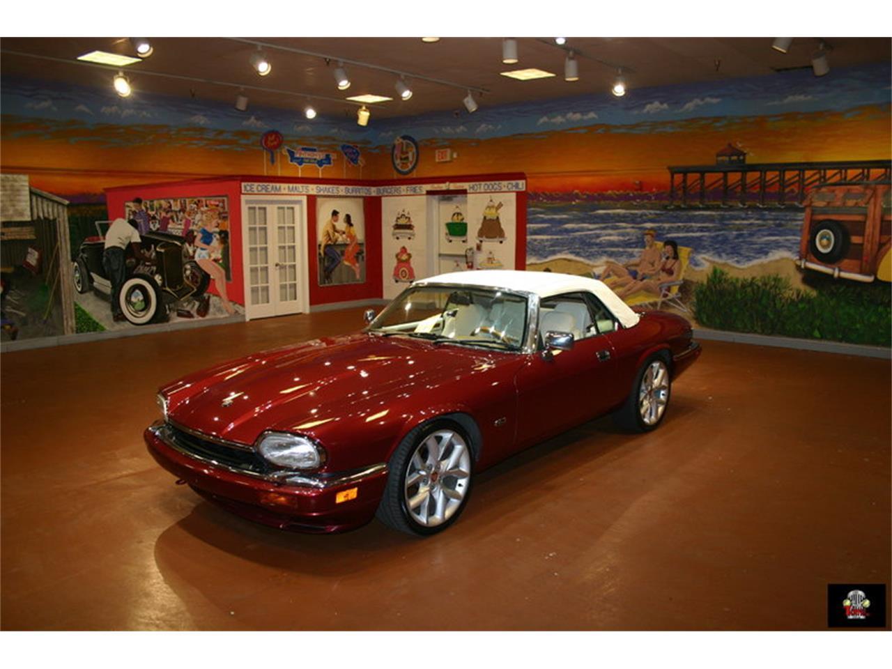 1996 Jaguar XJS for Sale   ClassicCars.com   CC-988033