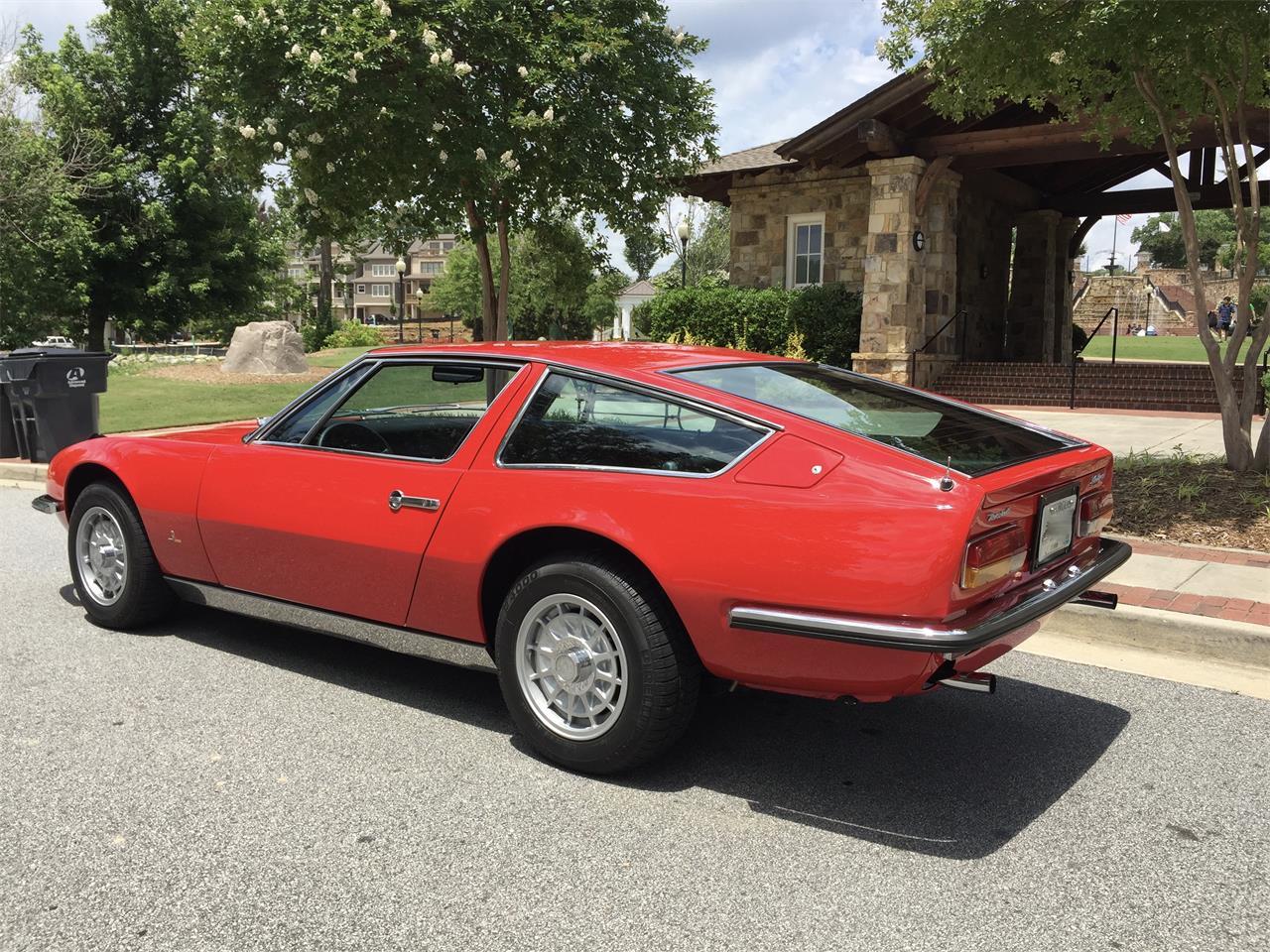 1973 Maserati Indy 4900 (CC-988104) for sale in Atlanta, Georgia