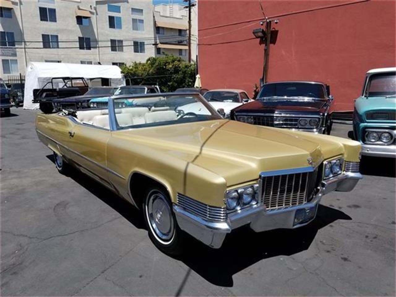 1970 Cadillac DeVille for Sale | ClassicCars.com | CC-988304
