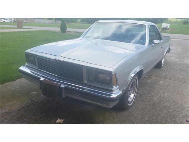 1978 Chevrolet El Camino (CC-988349) for sale in Ash Grove, Missouri