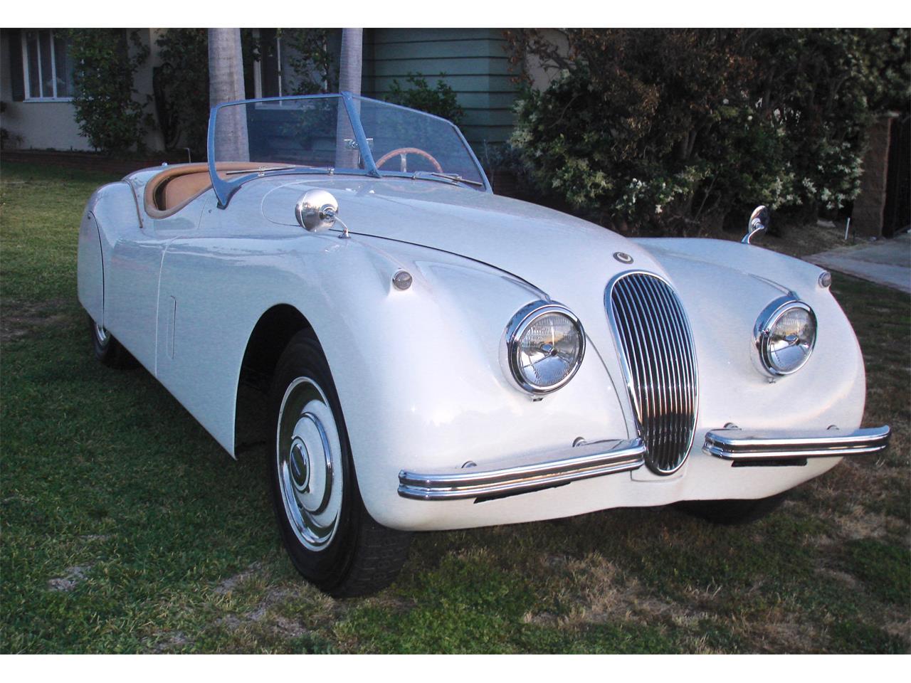 1953 Jaguar XK120 for Sale | ClassicCars.com | CC-988452