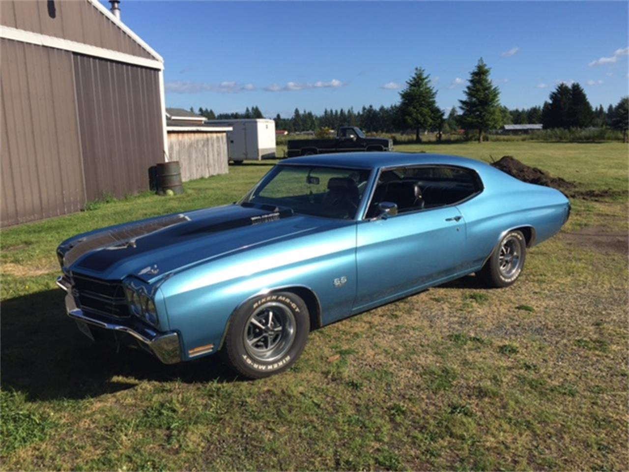 1970 Chevrolet Chevelle SS (CC-988621) for sale in Rochester, Washington