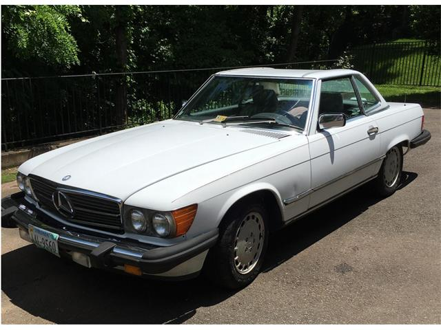 1988 Mercedes-Benz 560SL (CC-988657) for sale in McLean, Virginia