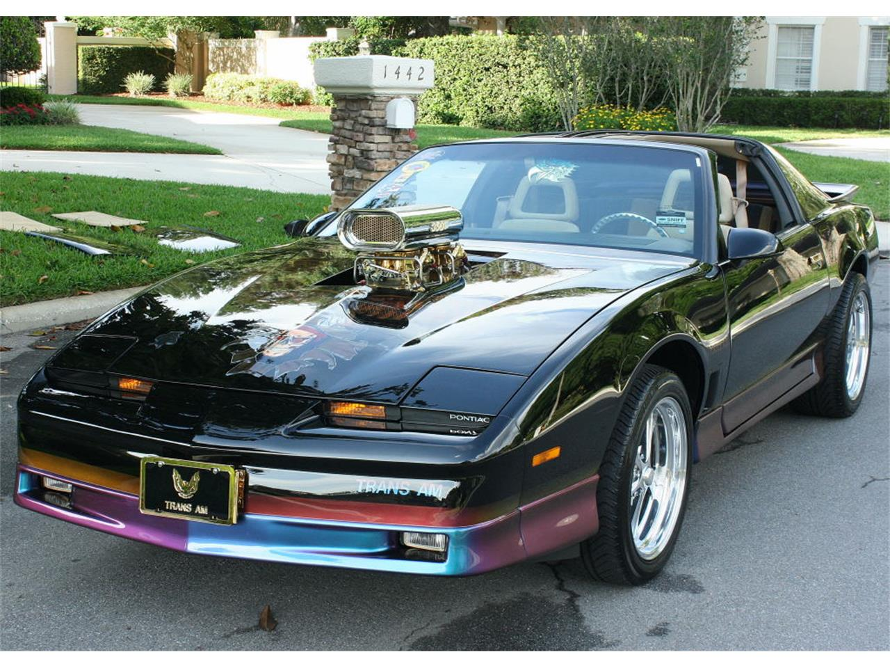 1986 pontiac firebird trans am for sale classiccars com cc 989070 1986 pontiac firebird trans am for sale
