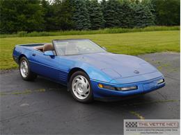 1993 Chevrolet Corvette (CC-989240) for sale in Sarasota, Florida