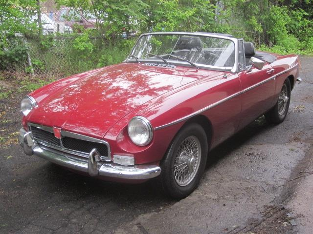 1979 MG MGB (CC-989261) for sale in Stratford, Connecticut