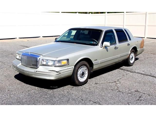 1997 Lincoln Town Car (CC-989263) for sale in Morgantown, Pennsylvania