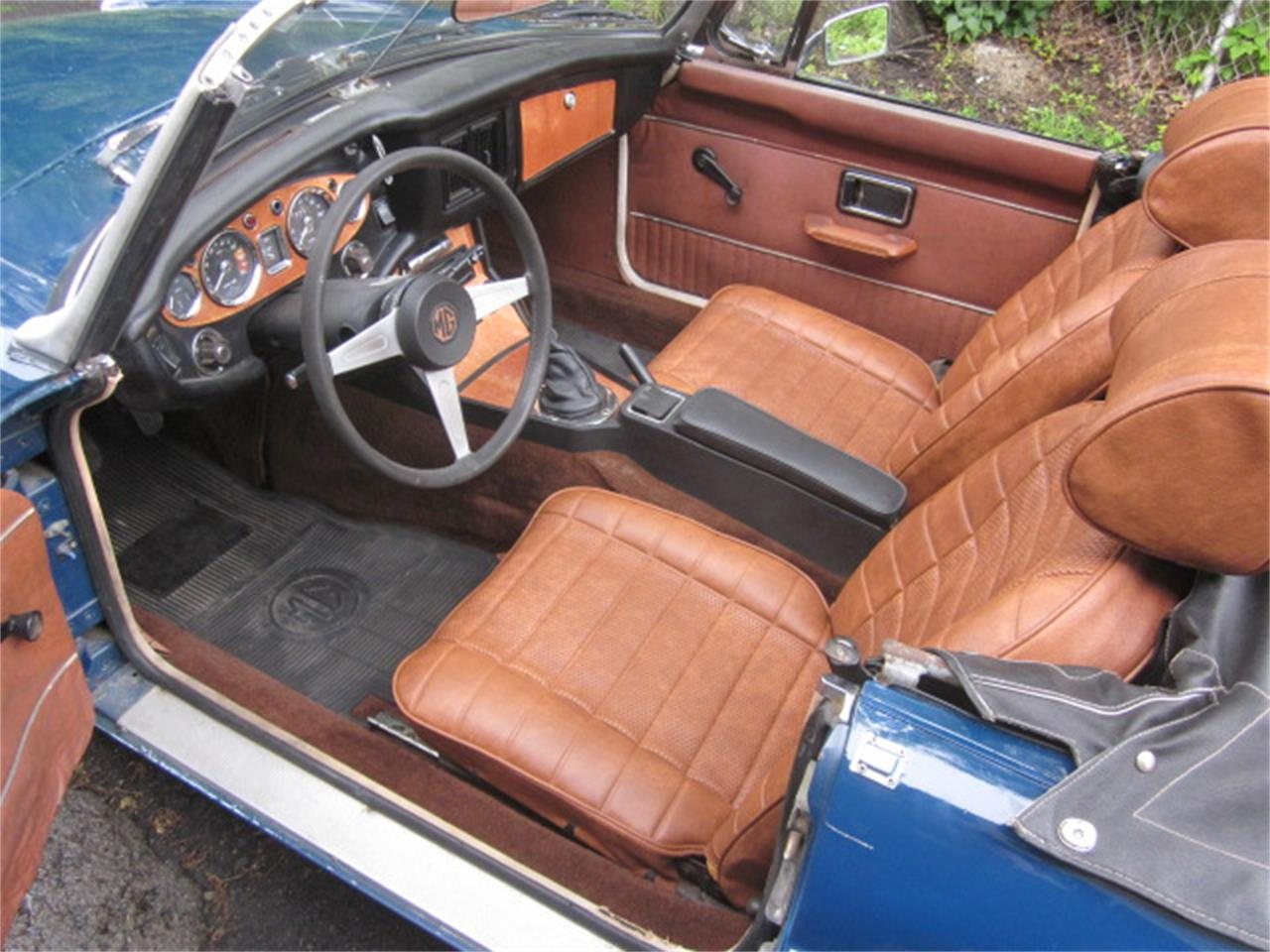 1973 MG MGB (CC-989353) for sale in Stratford, Connecticut