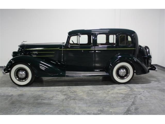 1934 Oldsmobile  4 Dr Touring (CC-989653) for sale in Branson, Missouri