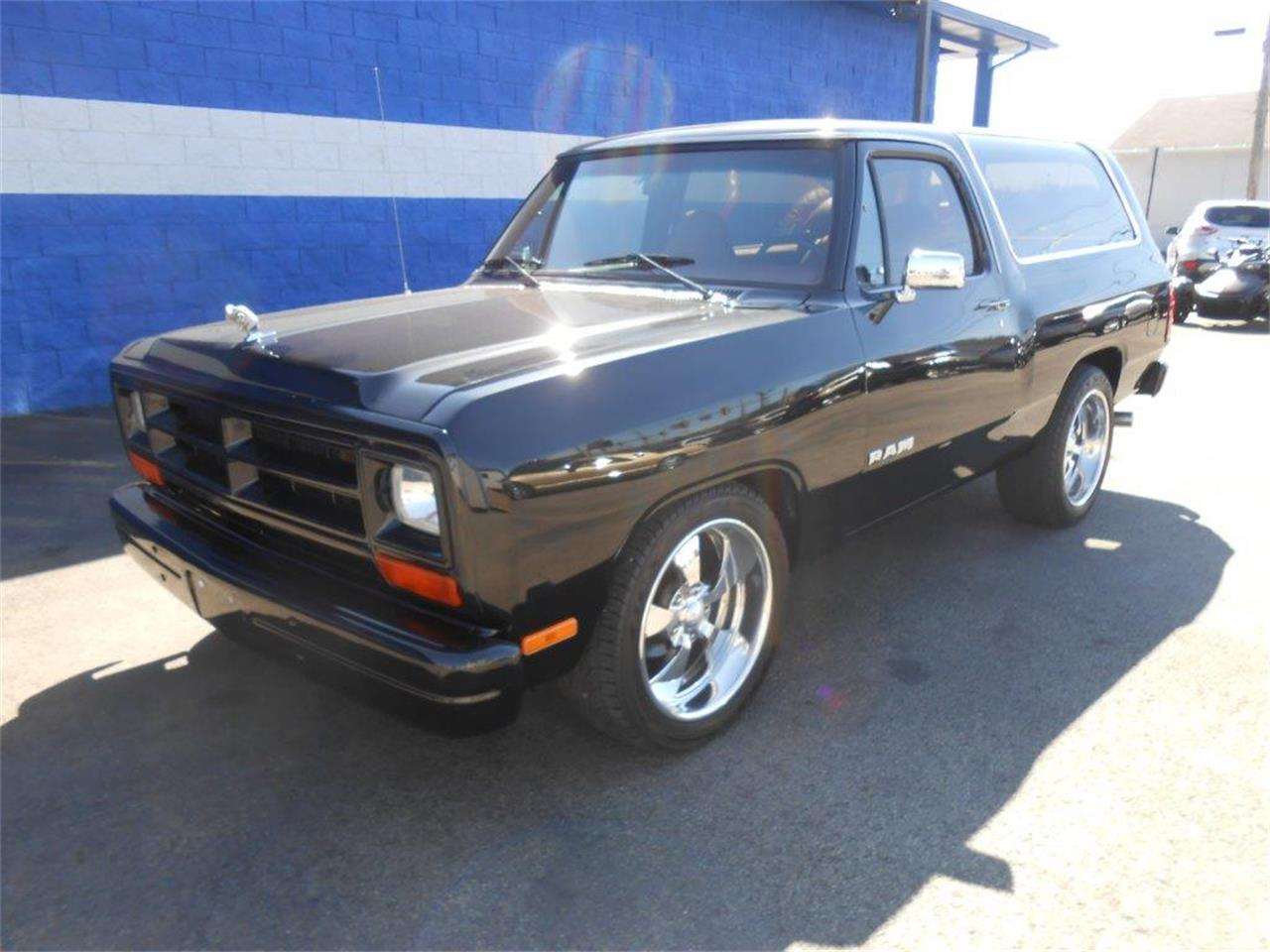 1987 dodge ram charger ad 1 for sale classiccars com cc 989815 1987 dodge ram charger ad 1 for sale