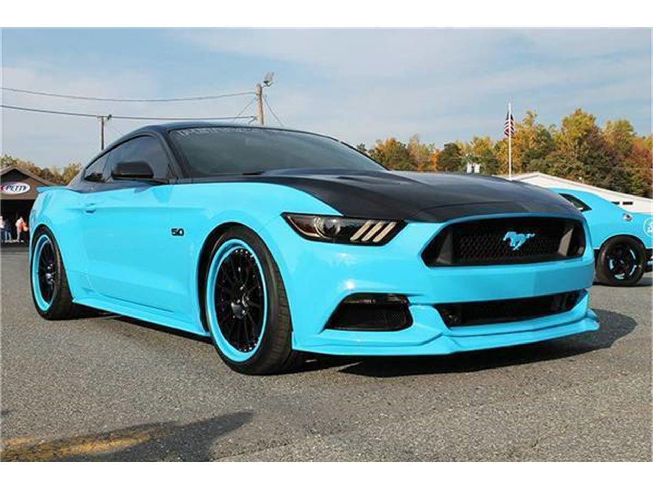 2015 Ford Mustang GT Richard Petty Stage II Coupe for Sale ...