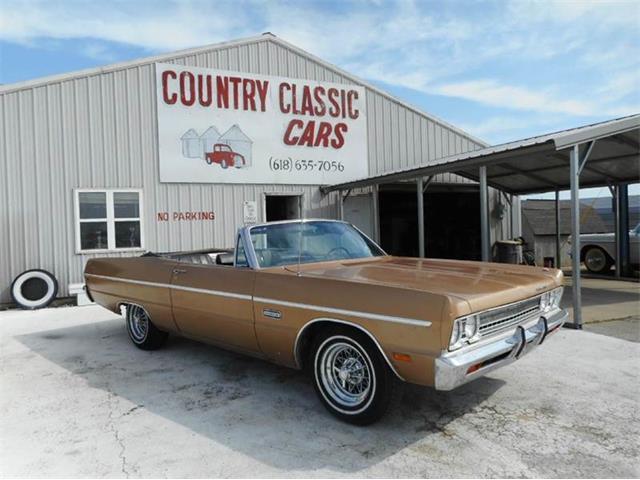1969 Plymouth Fury (CC-991115) for sale in Staunton, Illinois
