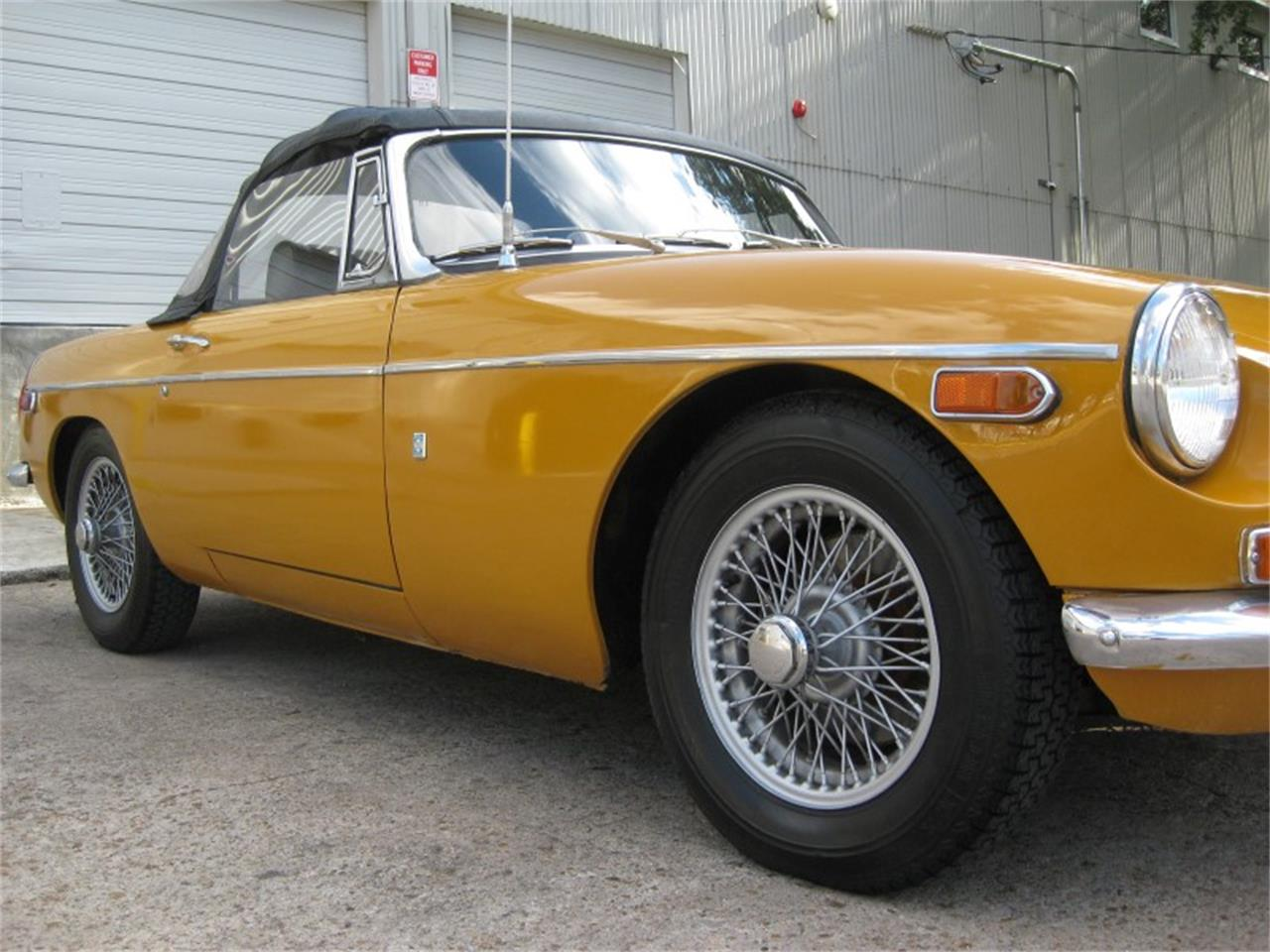 1971 MG MGB (CC-991251) for sale in houston, Texas