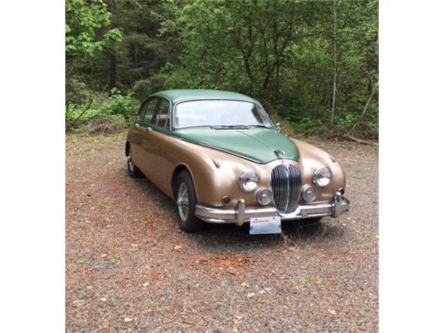 1961 Jaguar Mark IV (CC-991293) for sale in Gig Harbor, Washington