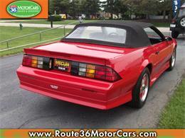 1991 Chevrolet Camaro (CC-990168) for sale in Dublin, Ohio